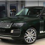 В Россию привезли единственный и самый дорогой Range Rover Holland&Holland
