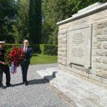В Эстонии после ремонта открылся памятник советским солдатам