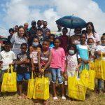 Соотечественники на Маврикии собирают продукты для нуждающихся