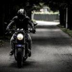 Вылетевший с дороги мотоциклист скончался в больнице
