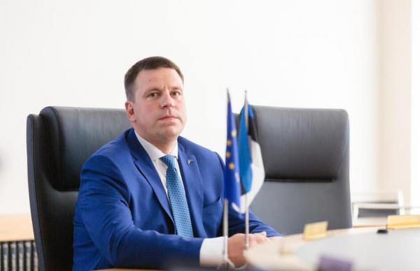 Ратас: Евросоюз не признает результаты выборов в Белоруссии