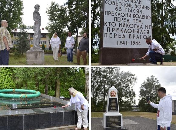 Цифровую карту мест, связанных с Великой Отечественной, создали в Псковской области