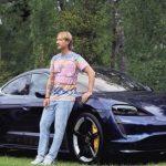 Евгений Плющенко показал 14-летнего сына Егора от брака с Марией Ермак
