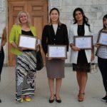 Соотечественников в Киргизии отметили за вклад в борьбу с коронавирусом
