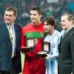Месси и Роналду не включили в символическую сборную Лиги чемпионов