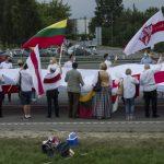 Из-за возможного нарушения воздушного пространства во время Пути свободы – нота Беларуси