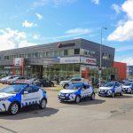Хорошие новости: таллинская полиция заменит свой автопарк на гибридные автомобили