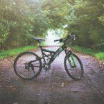В Харьюском уезде автомобиль сбил велосипедиста