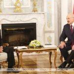 Главы России и Белоруссии обсудили актуальные вопросы в ходе телефонных переговоров