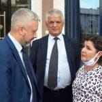 Руководитель Россотрудничества посетил Русский центр в Душанбе