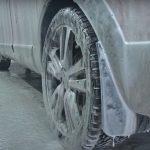 Чем опасна для колес машины активная пена на автомойке