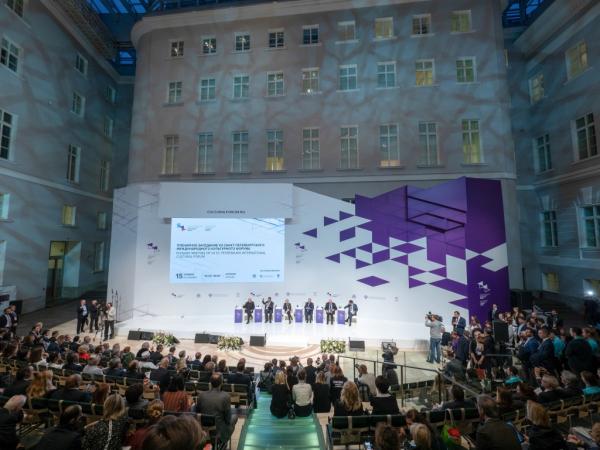 Культурный форум в Петербурге надеются провести в традиционном формате