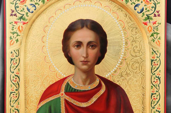 Сегодня День памяти святого Пантелеймона