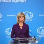 Захарова призвала Латвию к добрососедским отношениям