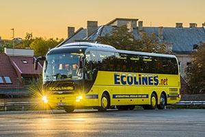 Хорошие новости: возобновляется автобусное сообщение между Санкт-Петербургом и Таллином