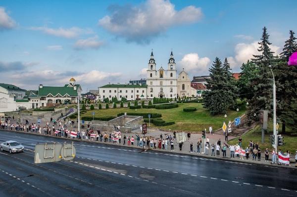 Вячеслав Никонов:  Белоруссия – не Украина