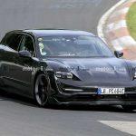 Фотошпионы заметили особый Porsche Taycan