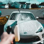 Как правильно мыть автомобиль бесконтактным способом?