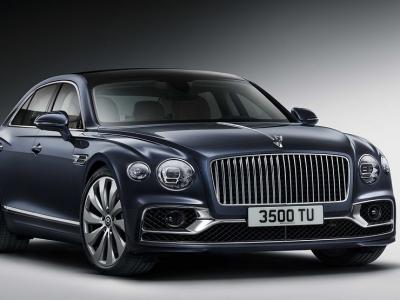 Мечта олигарха: в России начались продажи нового Bentley