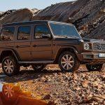 Mercedes-Benz отправляет на ремонт абсолютно новые «Гелендвагены»