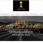 Названы кандидаты на звание «Всемирный автомобиль года — 2021»