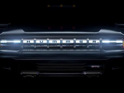 Новейший Hummer приедет в Россию