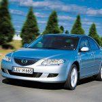 Стоит ли связываться с подержанной Mazda6 первого поколения