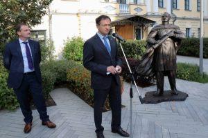 Россия отправит в Рио-де-Жанейро памятник Фаддею Беллинсгаузену