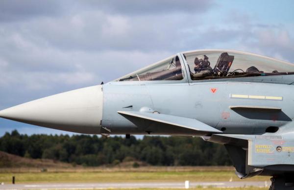 В странах Балтии начались масштабные авиаучения НАТО