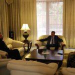 Посол России в Камбодже встретился с настоятелем Георгиевского храма Пномпеня