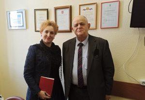 МДС посетила руководитель Ростовского движения «Синергия талантов» Ольга Звонарёва