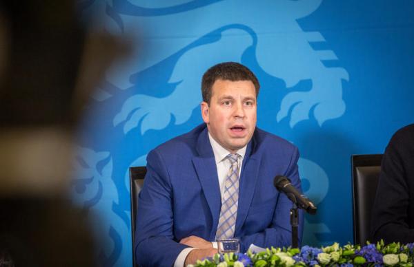 Ратас: проект госбюджета отражает план по преодолению кризиса