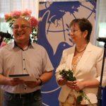 Медалью за любовь и верность награждена председатель КСОРС Болгарии Марина Дадикозян