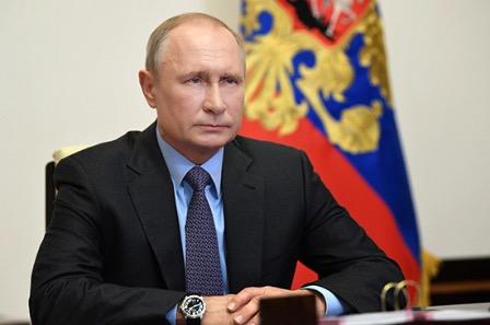 Глава РФ отметил своевременность предложения об изменении конституции Белоруссии