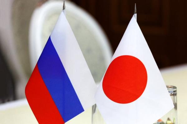В МИД Японии заявили о желании развивать отношения с Россией