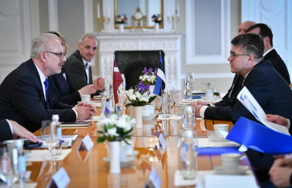 Рейнсалу в Латвии призвал к перезапуску «балтийского пузыря»