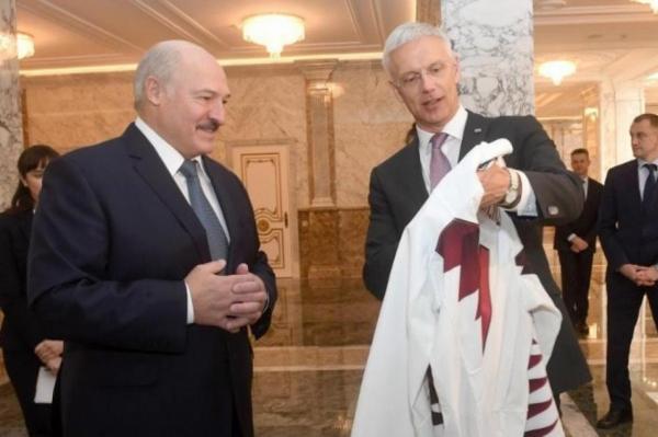 Латвийцы отвечают: нужно ли проводить совместный ЧМ по хоккею с Белоруссией?