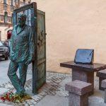 День рождения Довлатова отмечают в Петербурге