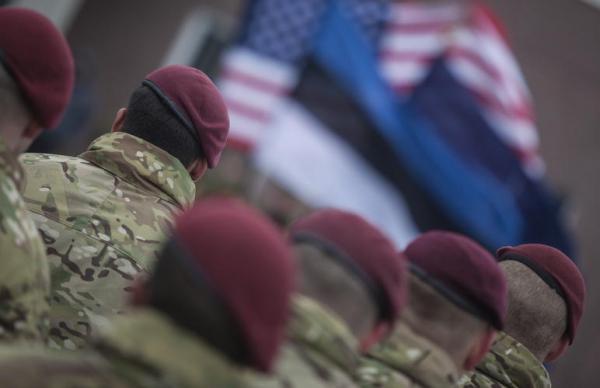 В Тапа коронавирусом заразился военнослужащий США