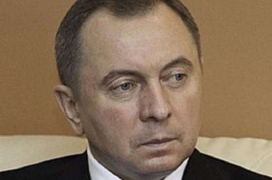 Белоруссия отреагировала на отказ Европы признать власть Лукашенко легитимной