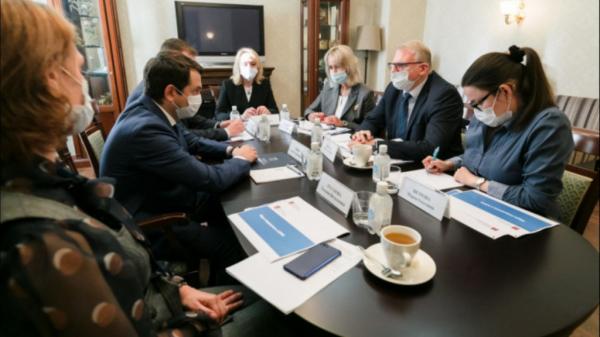 Мурманская область и Исландия договорились об обмене студентами и преподавателями