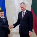Науседа: позиции Литвы и Украины по Беларуси совпадают