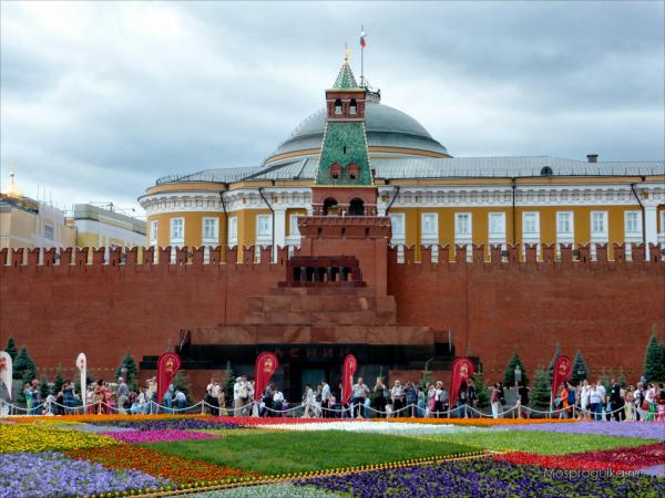 Стартовал конкурс идей по использованию Мавзолея Ленина