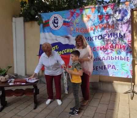 Соотечественники в ПМР провели фестиваль «Виват, Россия!»
