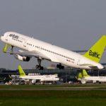 airBaltic возобновляет полеты между Ригой и Стокгольмом