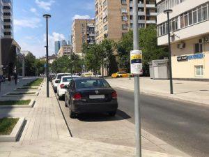 Московские депутаты хотят в два раза понизить штраф за неоплату парковки