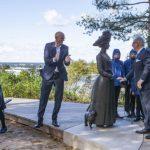 В Юрмале открыта интересная скульптурная композиция (ФОТО)