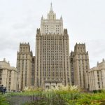 МИД РФ: Ситуацию с Навальным на Западе используют для нагнетания антироссийских настроений