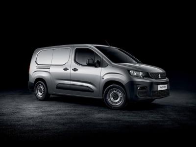 Французы открывают в России продажи нового Peugeot Partner