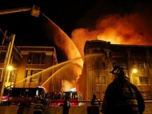 Какой должна быть современная пожарная машина